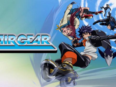 Air Gear TV