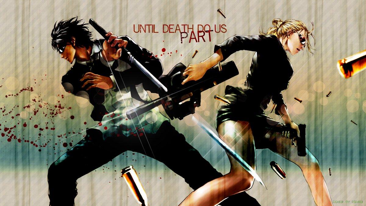 Until Death Do Us Apart